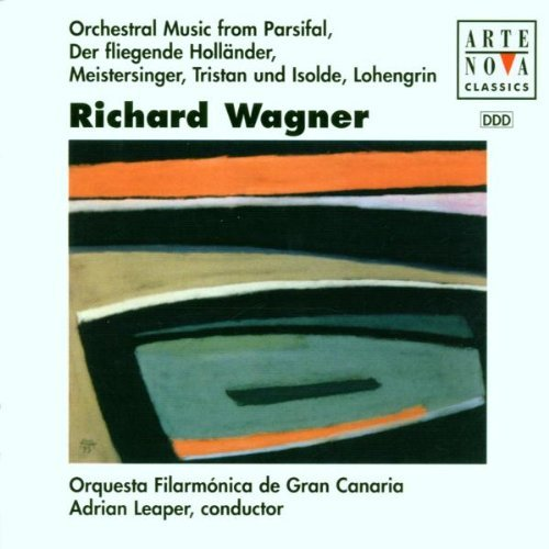 R. Wagner Orchestral Music Ii Leaper Gran Canaria Phil
