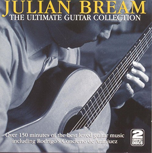 Julian Bream Ultimate Guitar Collection Vol Bream (gtr)