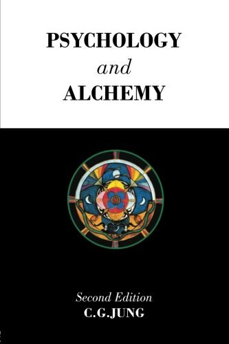 C. G. Jung Psychology And Alchemy 0002 Edition;