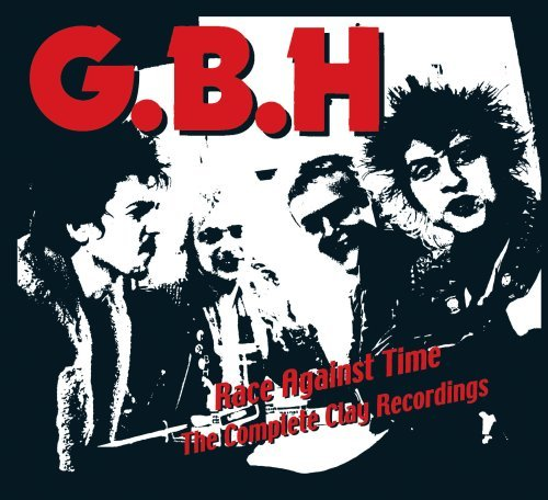 G.B.H. Race Against Time Clay Years Explicit 3 CD