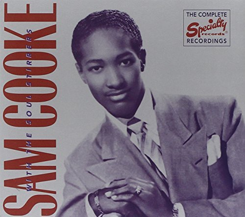 Sam Cooke Complete Specialty Recordings 3 CD