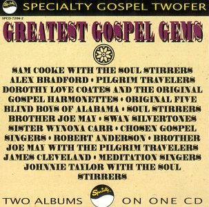 Greatest Gospel Gems Greatest Gospel Gems