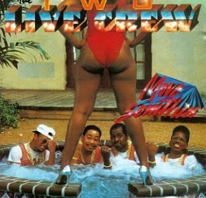2 Live Crew Move Somthin' Clean Version