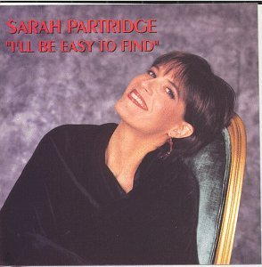 Partridge Sarah I'll Be Easy To Find