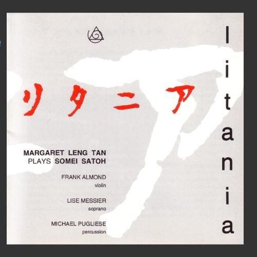 S. Satoh Litania Incarnation Ii Birds I Tan Messier Almond &