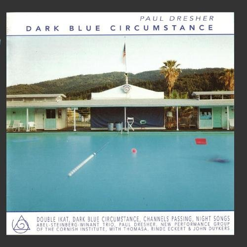 P. Dresher Dark Blue Circumstance Double Various