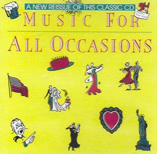 Music For All Occasions Music For All Occasions Howard Welk Lettermen Lombardo Lane Boone Ida Paycheck