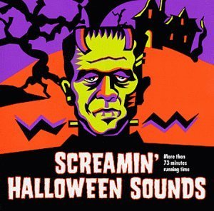 Screamin' Halloween Sounds Screamin' Halloween Sounds