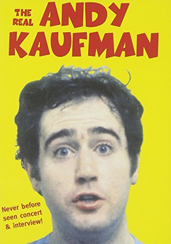 Real Andy Kaufman Real Andy Kaufman Nr