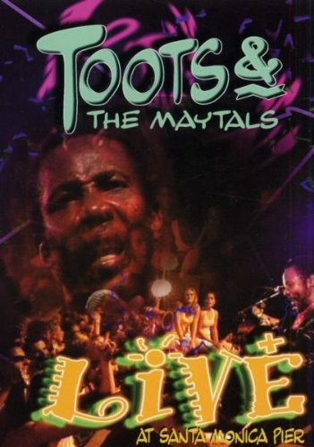 Toots & The Maytals Live Nr