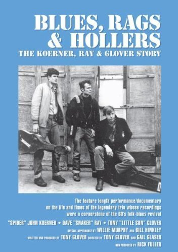 Koerner Ray Glover Blues Rags & Hollers Nr