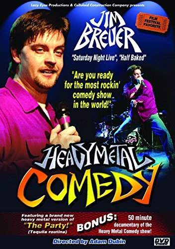 Heavy Metal Comedy Breuer Jim Nr