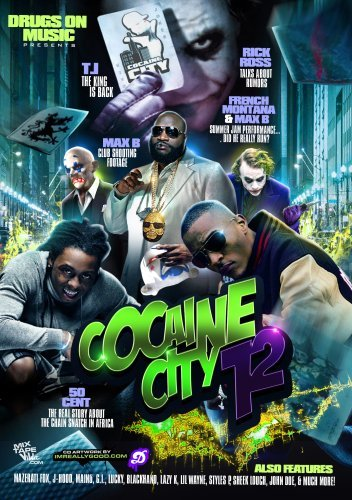 Drugs On Music Cocaine City 1 Drugs On Music Cocaine City 1 Nr