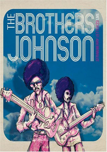 Brothers Johnson Strawberry Letter 23 Live Nr