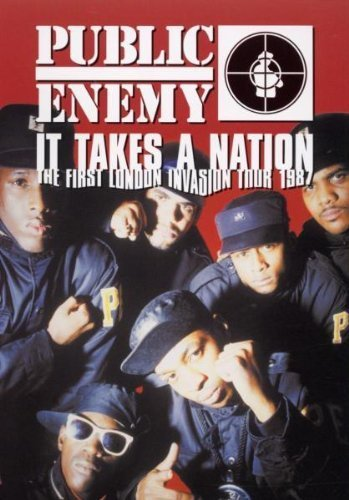Public Enemy It Takes A Nation London Invas Incl. CD