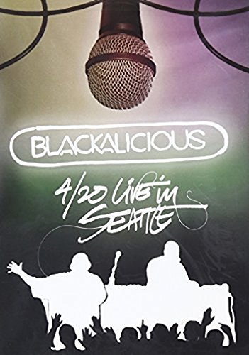 Blackalicious 4 20 Live In Seattle Nr
