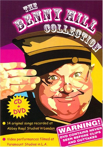 Benny Hill Collection Hill Benny Clr Nr