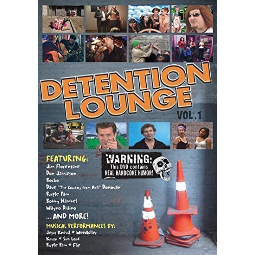 Detention Lounge Vol. 1 Detention Lounge Nr