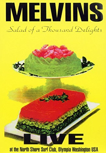 Melvins Salad Of A Thousand Delights Nr