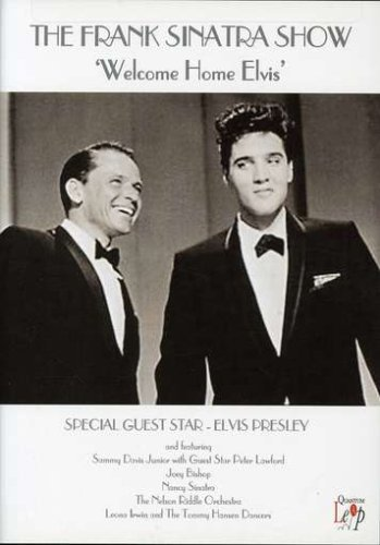 Frank Sinatra Show Welcome Home Elvis Bw Nr