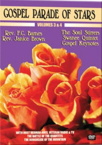 Gospel Parade Of Stars Vol. 3 4 Gospel Parade Of Star Brown Soul Stirrers Nr Gospel Parade Of Stars