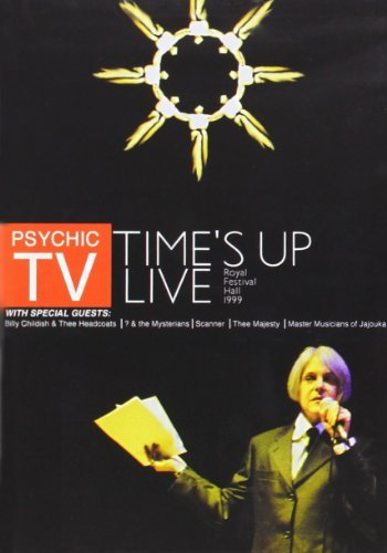 Psychic Tv Time's Up Live Nr