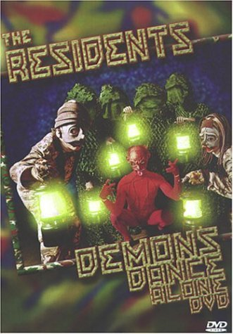 Residents Demons Dance Alone Nr