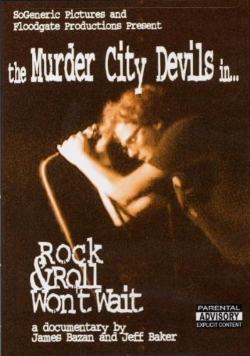 Murder City Devils Rock & Roll Won't Wait Nr