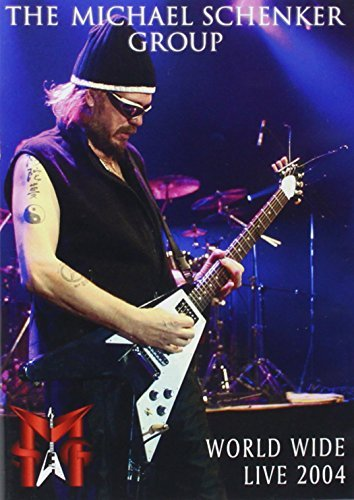 Michael Group Schenker World Wide Live 2004 Nr