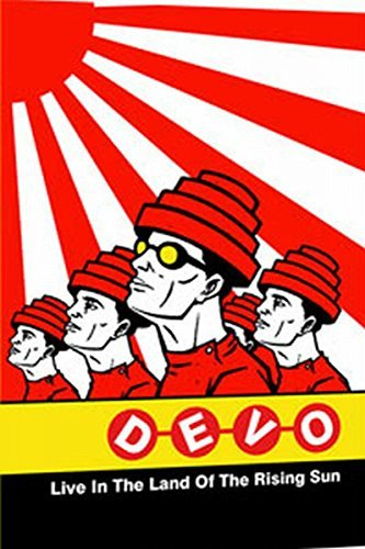 Devo Live In The Land Of The Rising Nr