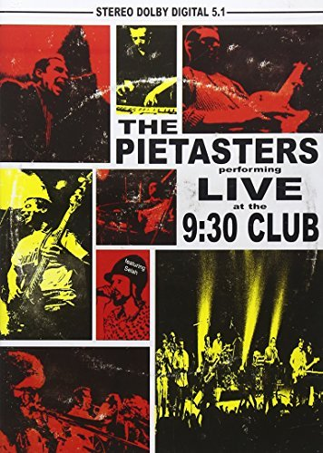 Pietasters Live At The 9 30 Club Nr