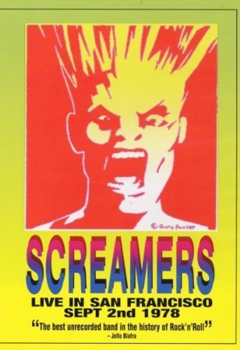 Screamers Live 1978 In San Francisco Nr