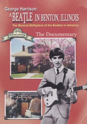 George Harrison Beatle In Benton Il Nr