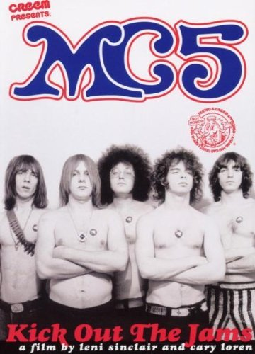 Mc5 Kick Out The Jams Nr