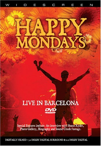 Happy Mondays Live In Barcel Ws Nr