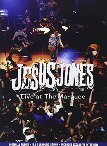 Jesus Jones Jesus Jones Live At The Marq Nr