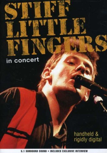 Stiff Little Fingers Handheld & Rigidly Digital Nr