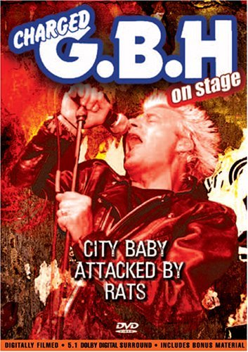 G.B.H. Charged On Stage Nr