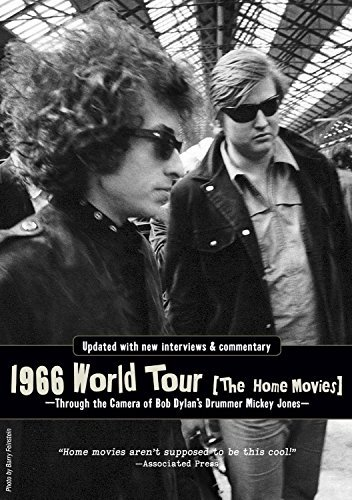 Bob Dylan 1966 World Tour Home Movies Nr