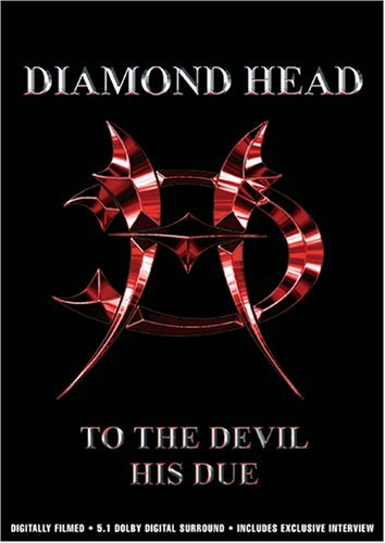 Diamond Head To The Devil His Due Nr