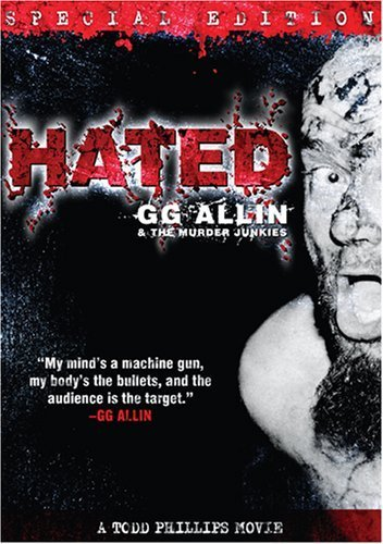 Gg Allin Hated Special Ed. Nr