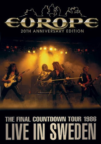 Europe Final Countdown Tour Live In Nr