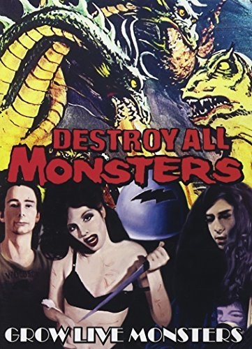 Destroy All Monsters Grow Live Monsters Nr