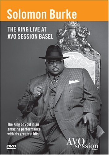 Solomon Burke King Liveat Avo Session Basel Nr