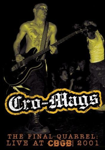 Cro Mags Final Quarrel Live At Cbgb 20 Nr