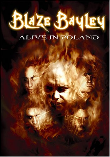Blaze Bayley Alive In Poland Nr