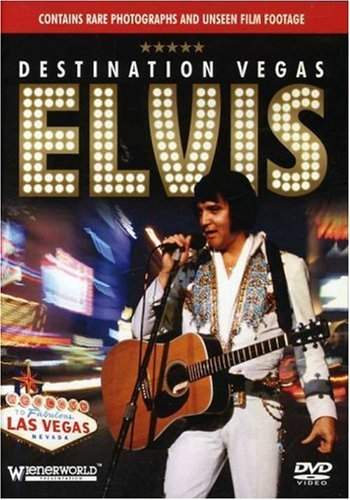 Presley Elvis Destination Vegas