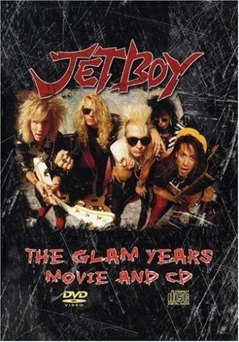 Jetboy Glam Years Incl. CD