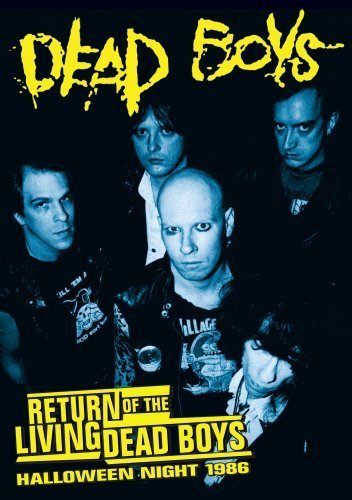 Dead Boys Return Of The Living Dead Boys Nr