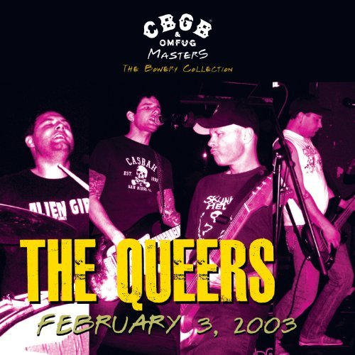 Queers Cbgb Omfug Masters Live 2 3 0